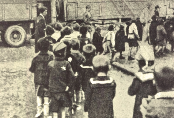 bialystock children deported to terezin
